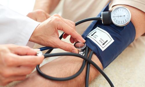 Blood Pressure Check,