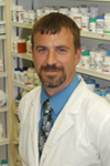 Bryan Brooks, Pharm. D., Pharmacist-In-Charge, Sinks Pharmacy of Vienna