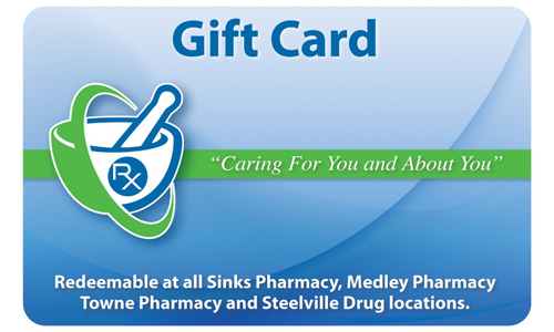 Gifts / Gift Cards,