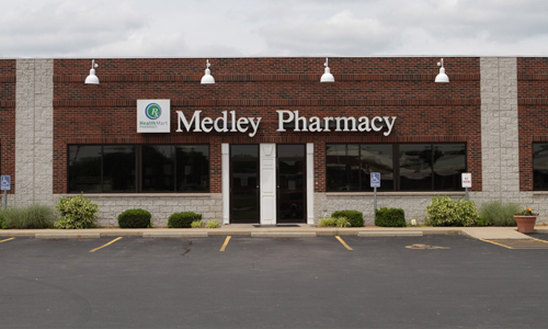 Medley Pharmacy in Gerald Store Front