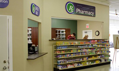 Iberia – Sinks Pharmacy,