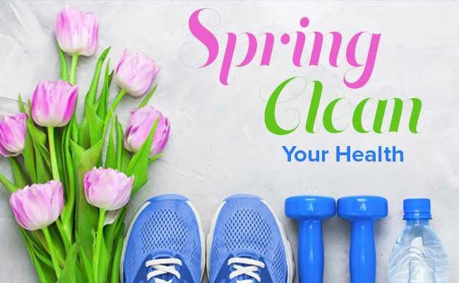73e1c1764d58 APRIL 2018  Spring Clean Your Health - Sinks Pharmacy