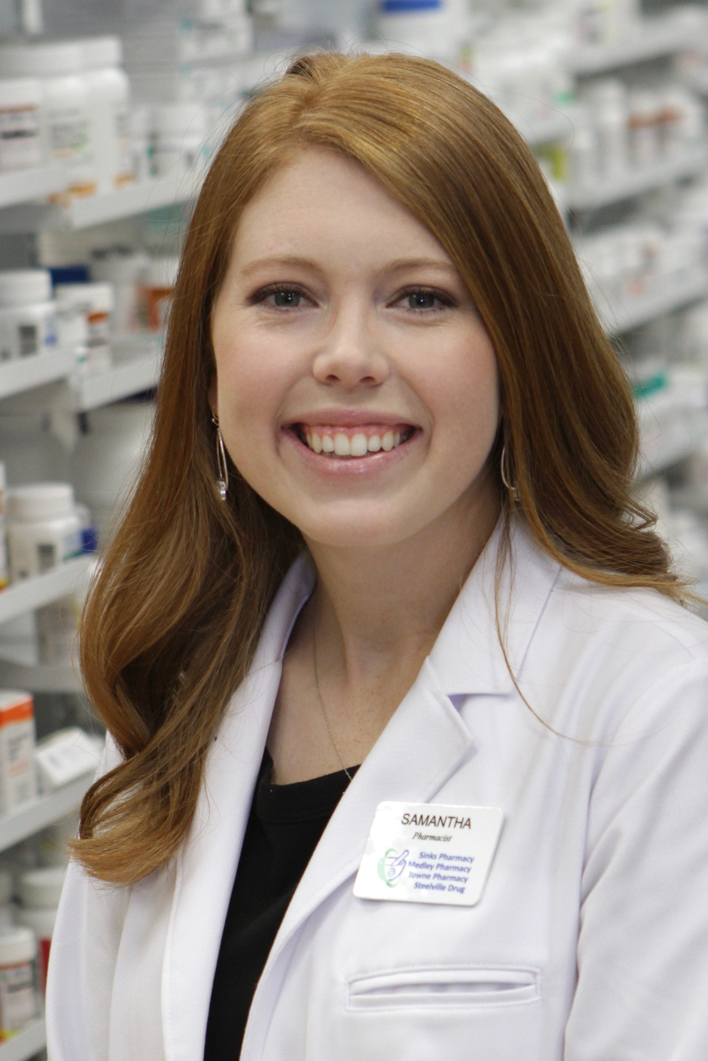 Samantha Mitchell, PharmD